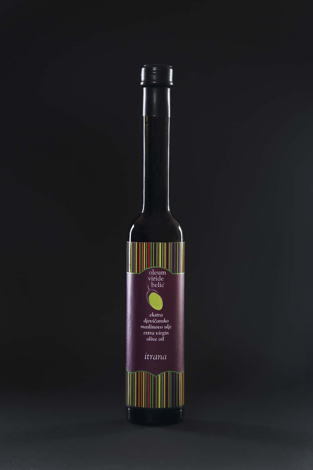 The Gift of Extra Virgin Olive Oil Oleum Viride Belić Istria Croatia finest istrian olive oil