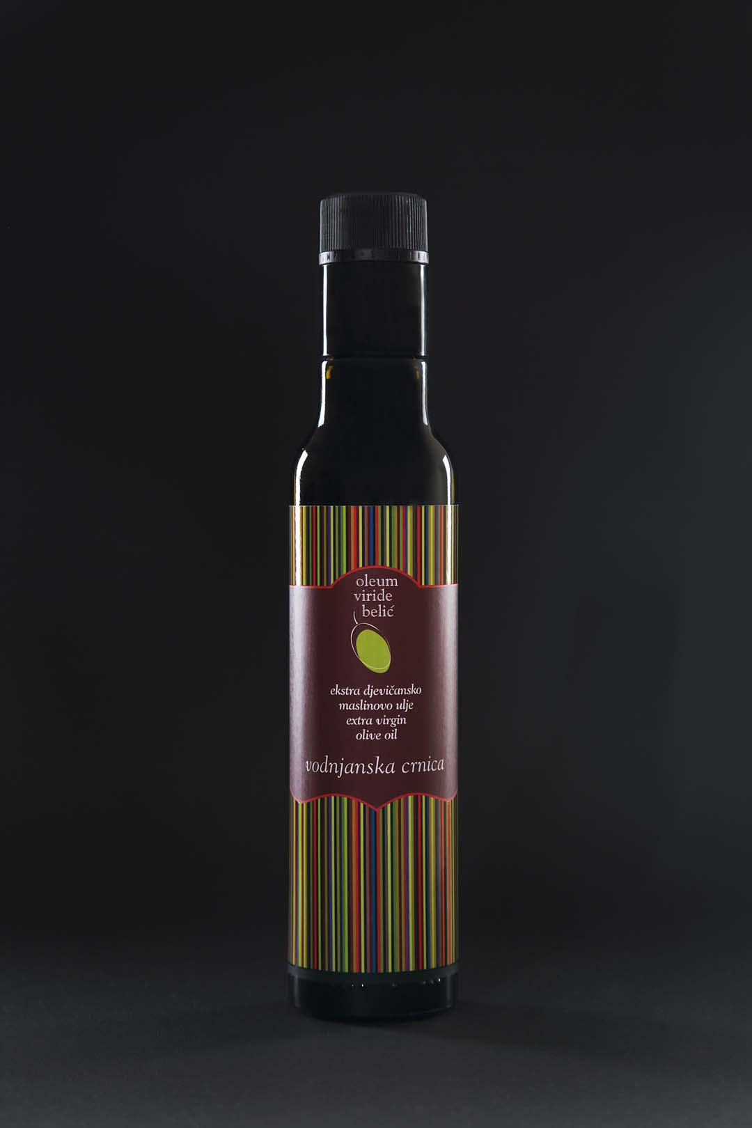 The Gift of Extra Virgin Olive Oil Oleum Viride Belić Istria Croatia finest istrian olive oil OleaBB