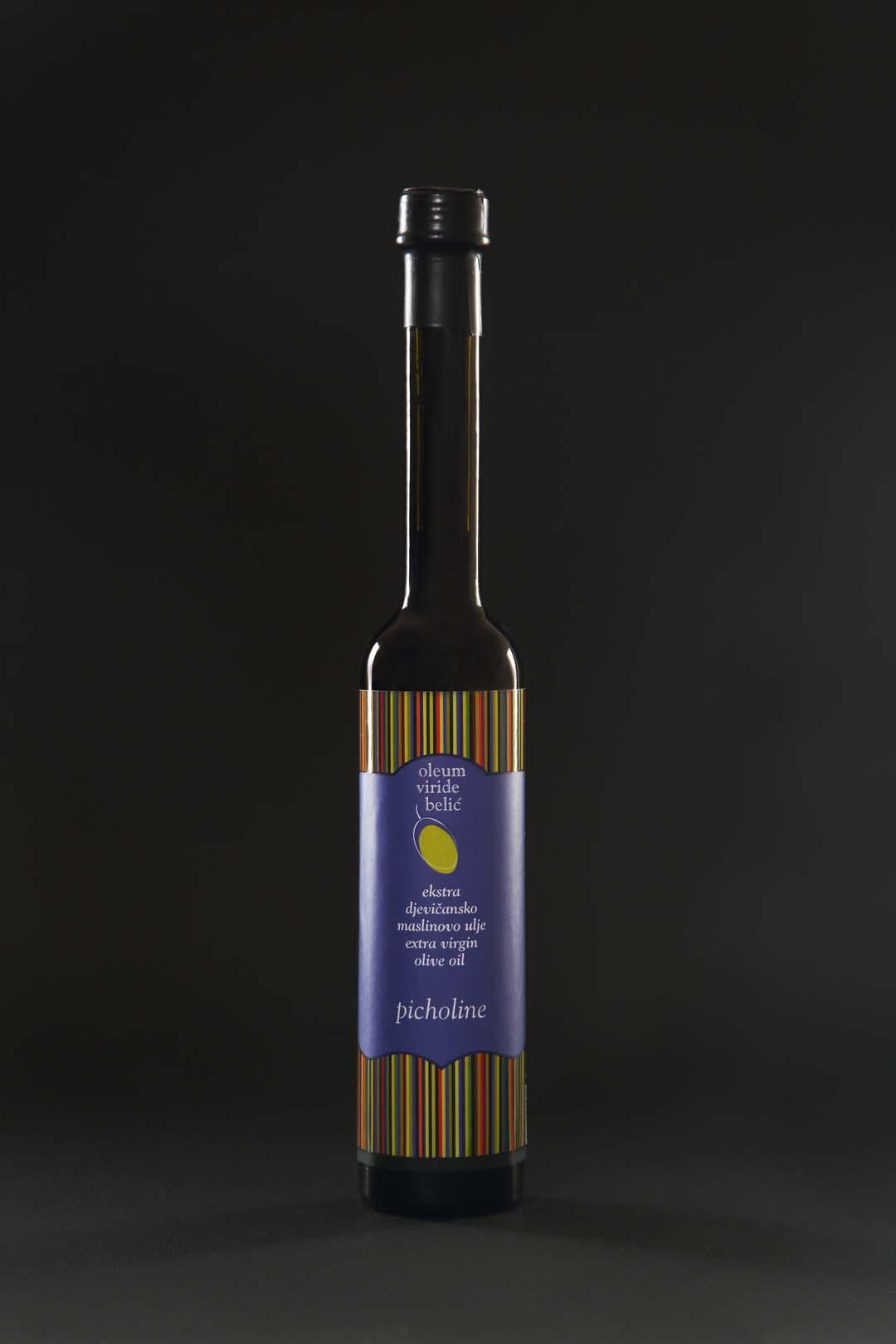 The Gift of Extra Virgin Olive Oil Oleum Viride Belić Istria Croatia finest istrian olive oil