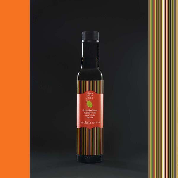 Ascolana tenera 250ml Oleum viride Belić
