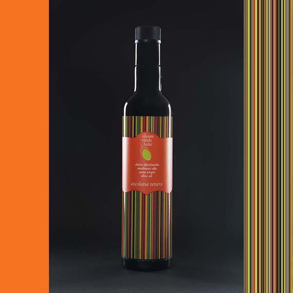 Ascolana tenera 500ml Oleum viride Belić